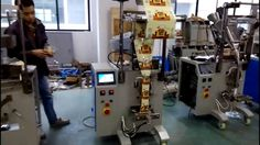 potato packing machine packaging machinery technology automatic pouch pa...