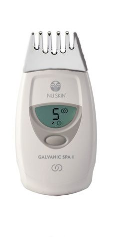 Galvanic Spa ageLOC and Scalp Conductor with Nutriol Shampoo and Nutriol Hair Fitness Treatment is the answer for problem with hair. Galvanic Body Spa, Ageloc Galvanic Spa, Galvanic Facial, Nu Skin Reviews, Nutriol Shampoo, Home Spa Treatments, Acne Treatments, Anti Aging For Men, Grow Thicker Hair