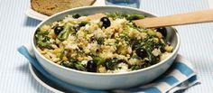 Receita de Migas de bacalhau. Descubra como cozinhar Migas de bacalhau de maneira prática e deliciosa com a Teleculinaria!