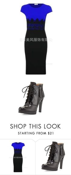 """Untitled #1113"" by laurie-egan on Polyvore featuring Neiman Marcus"