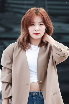 Photo album containing 19 pictures of Seulgi The Girl Who, My Girl, Red Valvet, Cherry Baby, Velvet Hair, Red Velvet Seulgi, Recent Events, Handsome Boys, Black Velvet