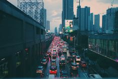 Wallpaper Philippines, Metro Manila, Traffic, Cars, Vehicle