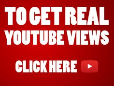 http://www.youtubesuperviews.com/ Buy Real youtube views and Kickstart your youtube videos.