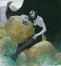 Death - Esad Ribic