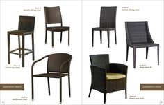 Outdoor Furniture for your outdoors