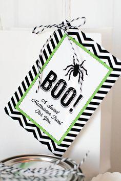 Free Halloween Printables | The TomKat Studio