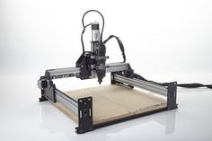 This new Shapeoko 2 looks awesome. For under $700 you get a CNC kit to start carving 3D designs out of wood, plastic, and soft metals.