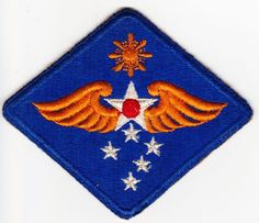 FEAF Command   FAR EAST AIR FORCE PATCH