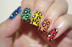 ErinZi's Nails: April Nail Art Challenge: 8th Skittle Manicures, Nails, Skittle, Art Challenge, Imagination, Nail Art, Baby, Nail Salons, Finger Nails