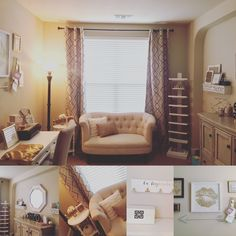 A little Office Inspiration. #StellaDot #Inspiration #MyFavoriteRoom #SdJoy www.stelladot.com/tiffanyaguilera161