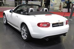 Мягкая Mazda MX-5 Miata