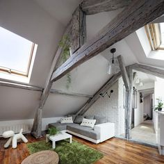 There is something endearingly timeless and classy about Parisian style that always holds our attention even when adopted to a rustic-modern interior that