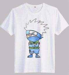 Naruto Kakashi Chibi Shirt