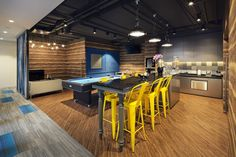 Trading Technologies office by Kyoob-id, Singapore » Retail Design Blog