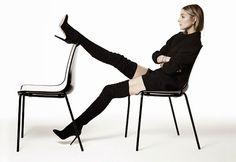 Olivia Palermo for S Moda Magazine l October, 2014