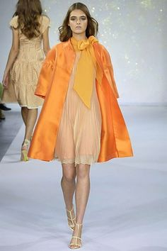 Luisa Beccaria Spring 2008 Ready-to-Wear Fashion Show
