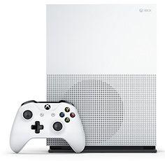 Microsoft Xbox One S 500GB - White