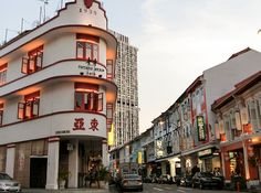 Transforming itself from a red light district in the 1960s into today's trendy neighborhood, Keong Saik has successfully shaken off its notorious past, rein