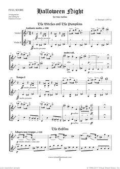 wedding music for two violins pdf