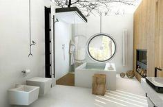 Modern Bathroom Designs   House Plans