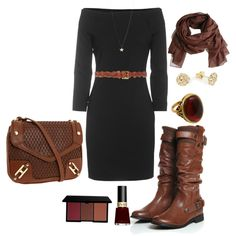 Blacks and Browns for Fall.