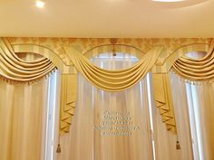 DIY Window Treatments and window treatments above baseboard heaters. Swag Curtains, Curtains And Draperies, Elegant Curtains, Cheap Curtains, Home Curtains, Modern Window Coverings, Unique Window Treatments, Window Treatments Living Room, Diy Window Blinds