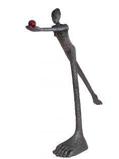 São Mamede - Art Gallery  Pedro Figueiredo Dádiva (125-08) 2012 170 cm x 40 cm x 180 cm  #PedroFigueiredo #Sculptures at #SãoMamede #Art #Gallery in #Oporto #Portugal #Artwork #Artist #Exhibition