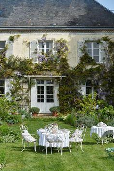 Casa de campo em França