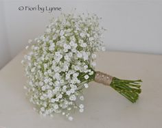 gypsophila bouquet - Google Search