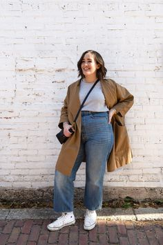 """Join 9 people right now at """"A Week of Outfits: Shannon Buckley"""" Fat Fashion, Slow Fashion, Curvy Fashion, Plus Size Fashion, Fashion Outfits, Curvy Girl Outfits, Cute Casual Outfits, Plus Size Outfits, Fall Outfits"""
