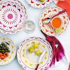 Festive & Fabulous!  Everyday Dinnerware & Contemporary Dinnerware | west elm