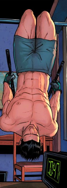 Grayson by Mikel Janin