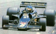 Ronnie ! LOTUS 77 Brazil 1976: