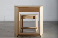 Bricks School desk | maurizio prina