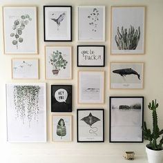 Love them all! @mydeernl #prints #posters #binnenkijken