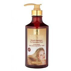 Health and Beauty Dead Sea Minerals - Shampoing traitant à la kératine. Conseils d?utilisation : Appliquer le shampooing et masser votre cuir chevelu, rince...