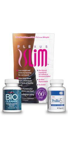 TRI-PLEX - Get your gut healthy trio!