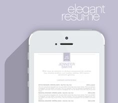 ... Resume Templates on Pinterest | Resume Templates, Resume Cover Letters