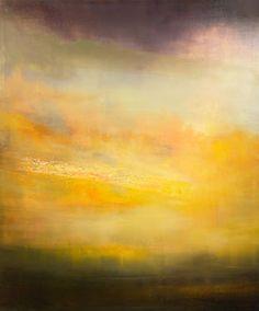 "Saatchi Art Artist Maurice Sapiro; Painting, ""Skylight"" #art"