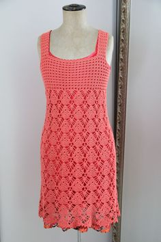 Dress Quelle:Lana Grossa [] #<br/> # #Crochet #Dresses,<br/> # #Crochet #Clothes,<br/> # #Crochet #Tops,<br/> # #Craft #Things,<br/> # #Loom #Knitting,<br/> # #Crochet #Patterns,<br/> # #Tank #Top #Dress,<br/> # #Tank #Tops,<br/> # #Chrochet<br/>