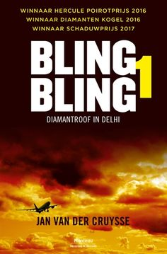 Titel:  Bling Bling 1. Diamantroof in Delhi Auteur : Van der Cruysse Jan