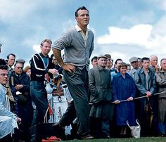 Six Style Moves to Steal From Arnold Palmer Photos Arnold Palmer Golf, Golf Images, Golf Stance, Used Golf Clubs, Classic Golf, Masters Golf, Vintage Golf, Golf Fashion, Men's Fashion