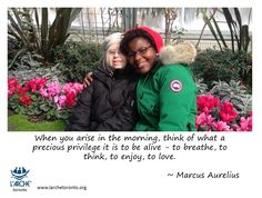 When you arise in the morning, think of what a precious privilege it is to be alive - to breathe, to think, to enjoy, to love. Quote Citation, Canada Goose Jackets, Breathe, Winter Jackets, Inspirational Quotes, Love, Winter Vest Outfits, Quotes Inspirational, Amor