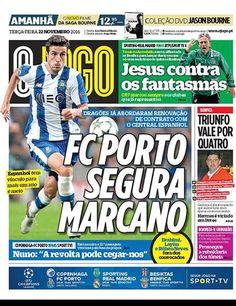 """Arbitragem do Chaves-FC Porto, a contar para a Taça de Portugal, continua a ser alvo de críticas por parte do clube azul e branco, que voltou a insurgir-se através da newsletter """"Dragões Diário""""."""