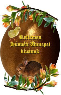 Húsvéti tojás képeslap 55 képeslapok Christmas Bulbs, Holiday Decor, Google, Christmas Light Bulbs