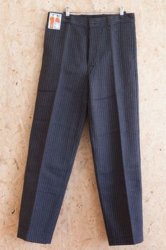 1950's belgian vaugan work pants