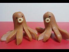 How to Make Bento (#4 Cute Tako-chan Octopus Sausage) タコさんウィンナー - YouTube