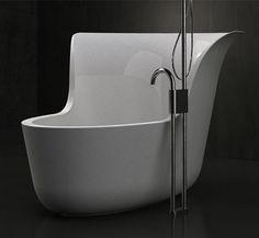 small bath tub