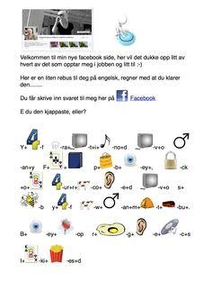 #1 Facebookrebus 20121016