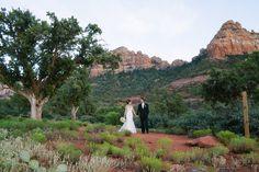 sedona vista wedding portraits